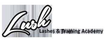 Lush Lashes Training Academy logo